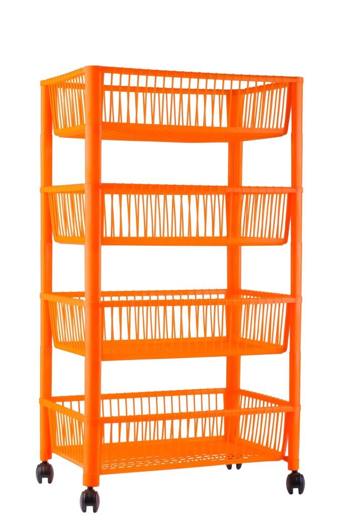 harga Nikola basket trolley (susun 4) Tokopedia.com