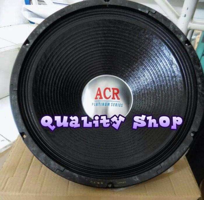 harga Speaker acr 15 inch platinum 500 watt Tokopedia.com