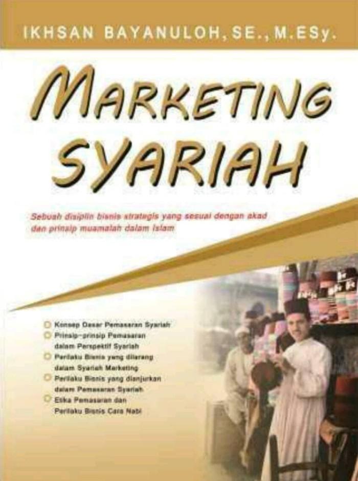 Marketing Syariah