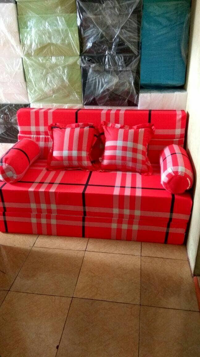 harga Sofa bed inoac no.3 Tokopedia.com
