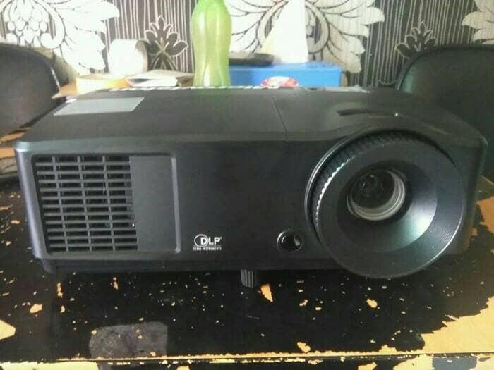 harga New lcd proyektor projector microvision ms350 3500 ansilumen Tokopedia.com