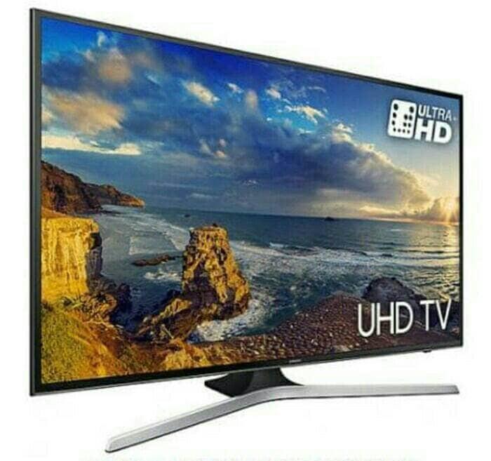 tv 55. samsung 55mu6100 uhd 4k smart led tv 55\ tv 55