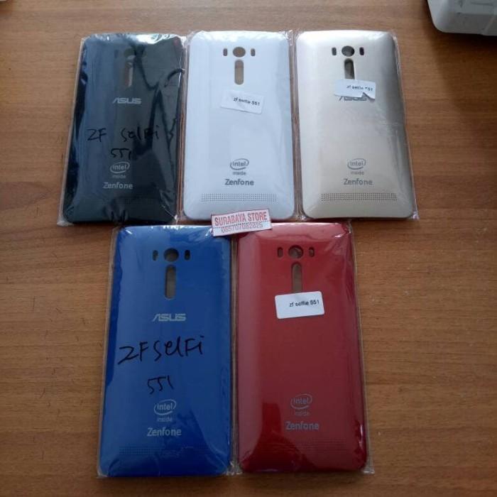 harga Casing Belakang Asus Zenfone Selfie 551 Backdoor Tutup Batre Tokopedia.com