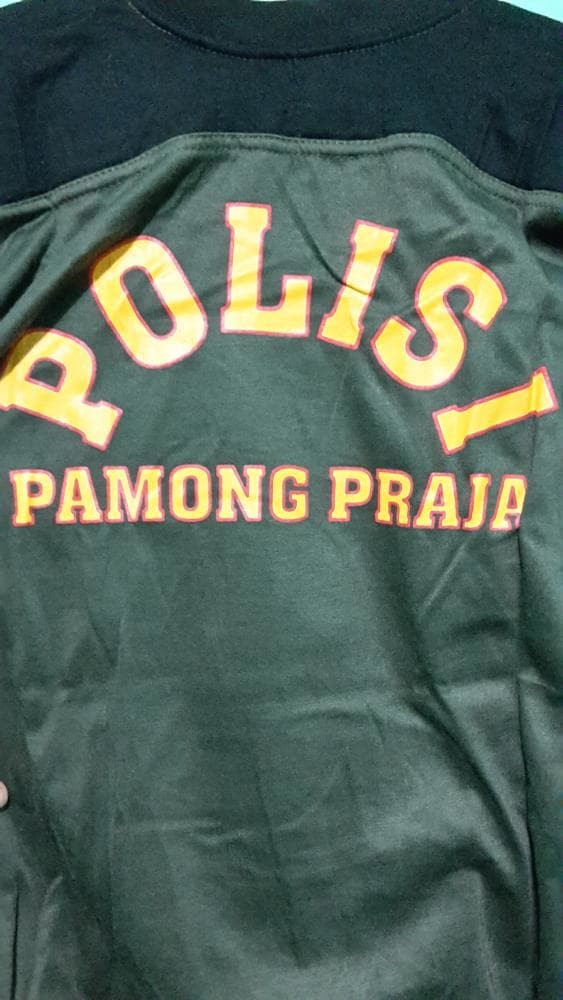 harga Baju kaos lengan panjang lapangan tembak polisi pamong praja satpol pp Tokopedia .