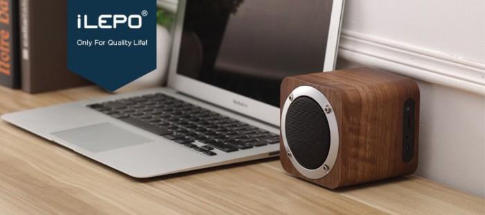 harga Speaker mini unik kreatif dari kayu / wooden mini bluetooth speaker Tokopedia.com