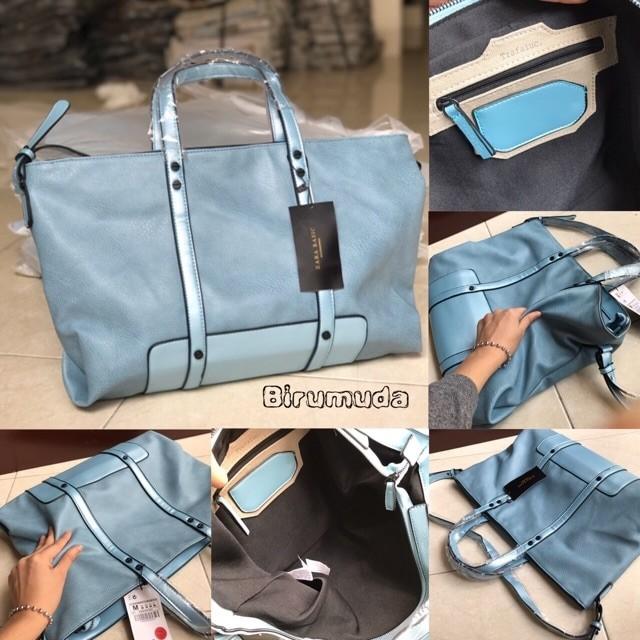 Tas Wanita Zara Basic Original Tas Kerja Tas Import Murah Berkualitas 0bdcd59912
