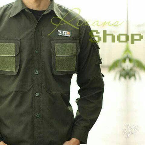 harga Kemeja tactical 511/pria/prajurit/tentara/polisi/drone/baju/pakaian Tokopedia.com