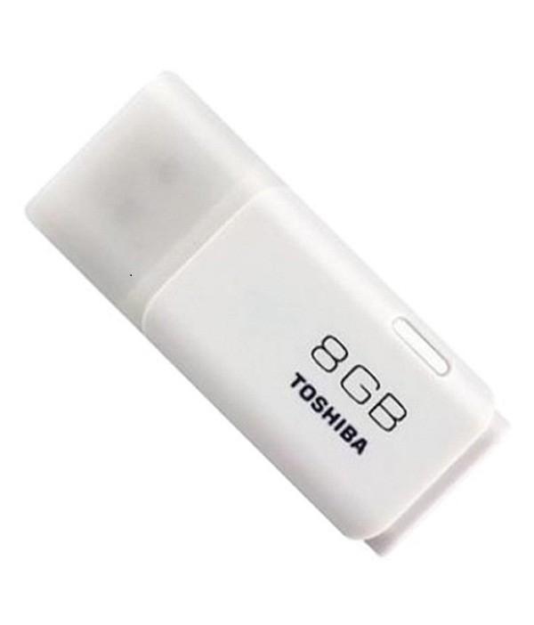Toshiba Flash Disk 8GB ORIGINAL - Hayabusa - Putih