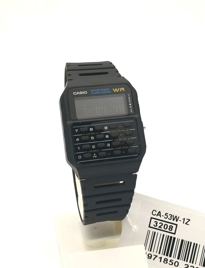 harga Casio digital jam tangan kalkulator ca-53w-1z original modif custom Tokopedia.com