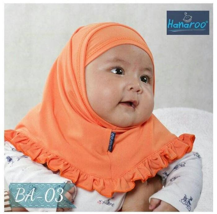 Foto Produk Hanaroo BA-03 Jilbab Bayi Anak Balita dari GaleriMungil