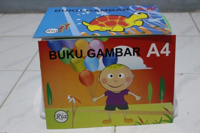 Jual Buku Gambar Sekolah Anak Dll Ukuran A3 A 3 Isi 8 Lembar Sketsa Jakarta Pusat Homeshopping Jakarta Tokopedia
