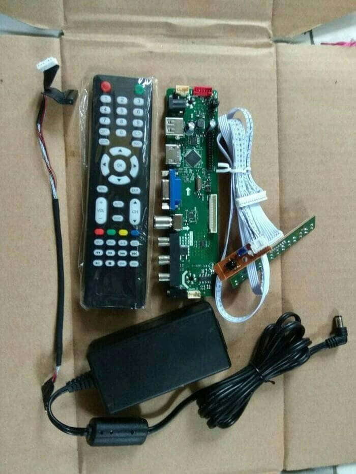 harga Board universal lcd led bekas laptop Tokopedia.com
