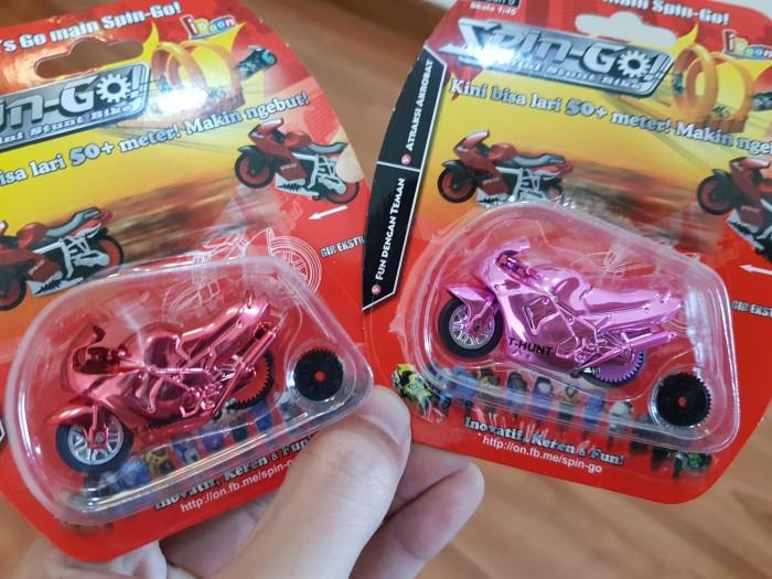 Jual Spin N Go Original T Hunt Treasure Hunt Hotwheels Th Ban Karet Motor Kota Bandung Toyserda Tokopedia