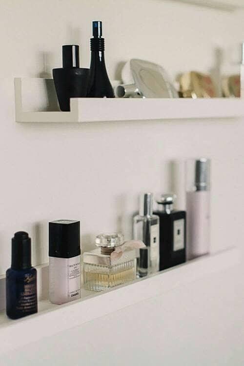 harga Rak dinding minimalis floating shelves ambalan kamar anak rak buku Tokopedia.com