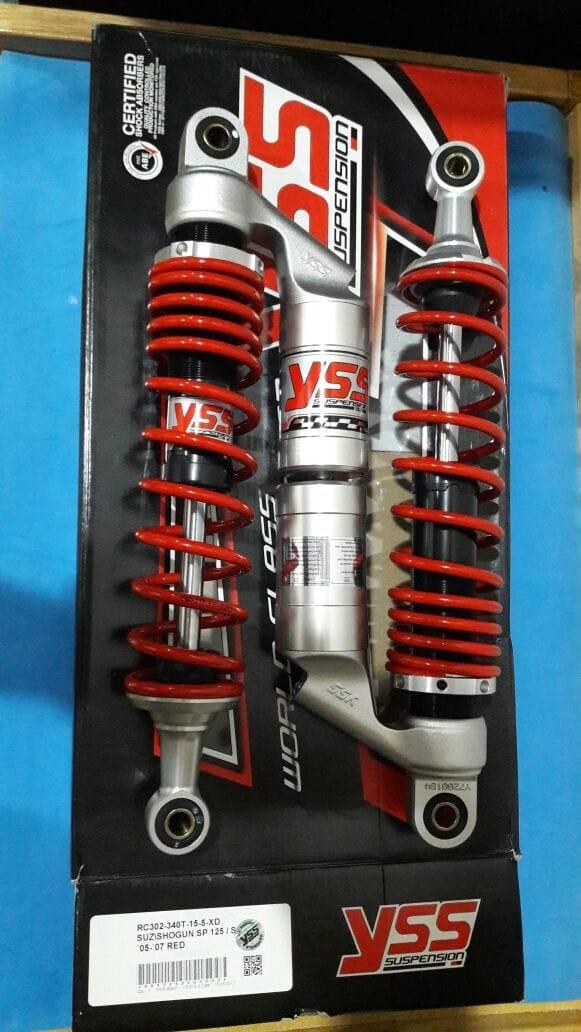 Shock Honda Revo Absolute (YSS-RC302-340T-15-5-XD)