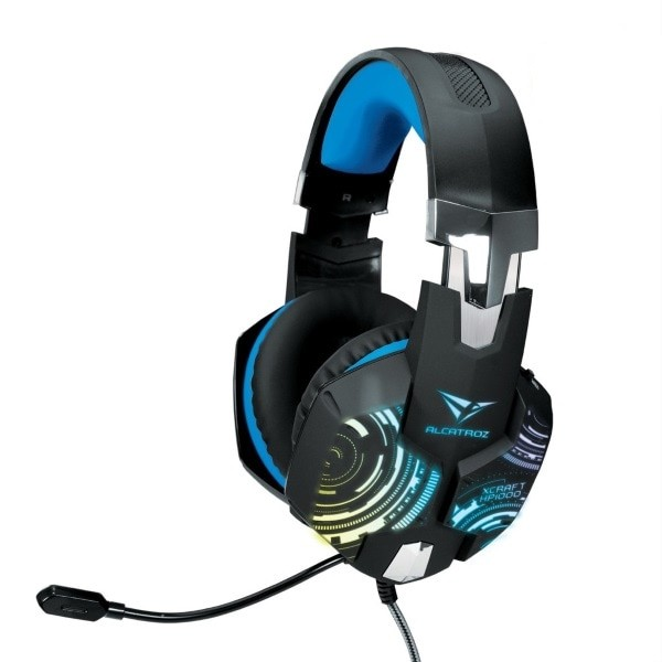 harga Gaming Headset X-craft Hp1000 Alcatroz With Mic Headphone Tokopedia.com