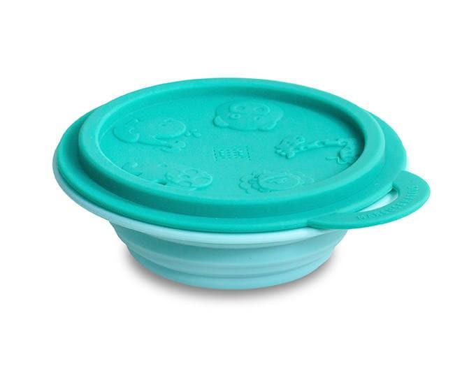 harga Marcus & marcus - collapsible bowl green Tokopedia.com