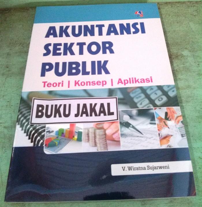 harga Buku akuntansi sektor publik v wiratna sujarweni _al Tokopedia.com