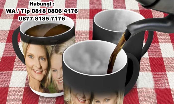 harga Jual cetak gelas unik berubah warna | mug bunglon Tokopedia.com
