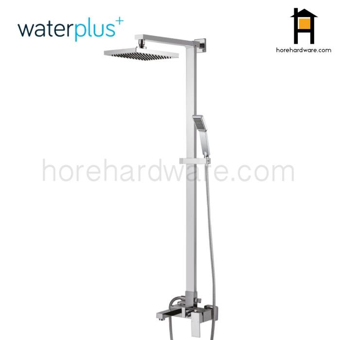 harga Waterplus shower column tiang set mrb 061 Tokopedia.com