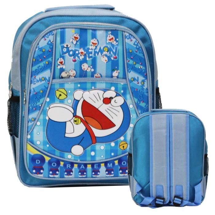 Bgc Doraemon Star Tas Ransel Anak Sekolah Tk Boneka Timbul Import Source · TAS MURAH Tas