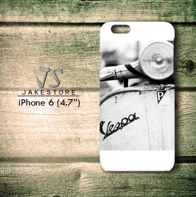 harga Case iphone 5 5s se vespa old piaggio wallpaper casing hardcase Tokopedia.com