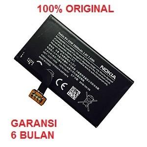 harga 100% original nokia battery bv-5xw / lumia 1020 Tokopedia.com
