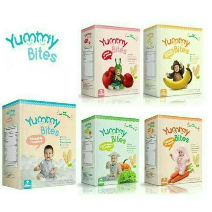 Katalog Makanan Snack Bayi Travelbon.com