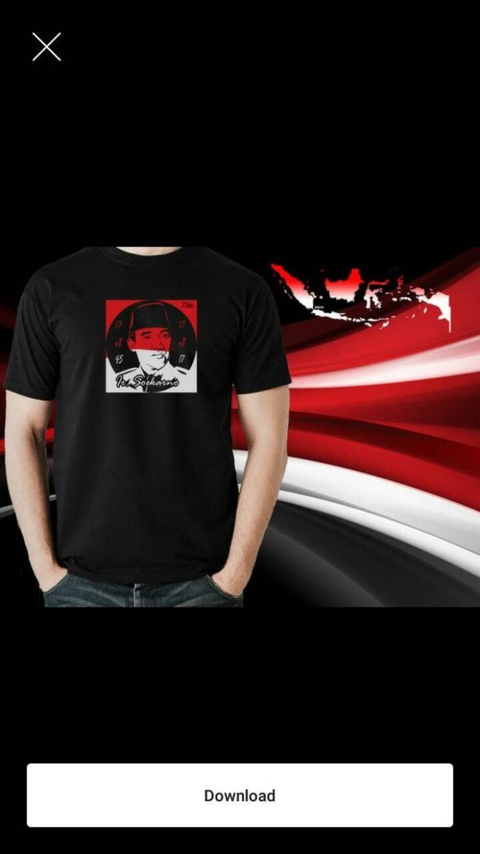Jual Tshirt Baju Kaos Ir Soekarno Jakarta Timur Khusnul Distro