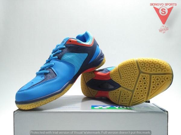 Jual SEPATU BADMINTON - YONEX SRCR 75 ORIGINAL  SRCR 75 BLUE ... 2301f5e163