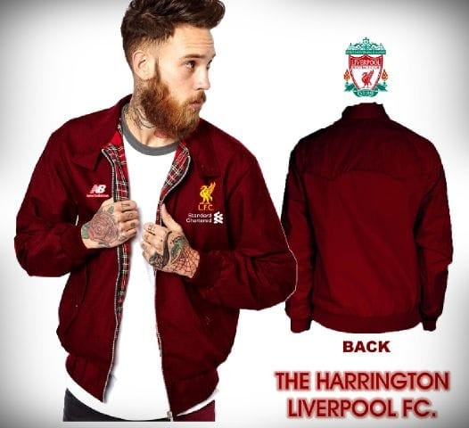 harga Jaket harrington liverpool Tokopedia.com