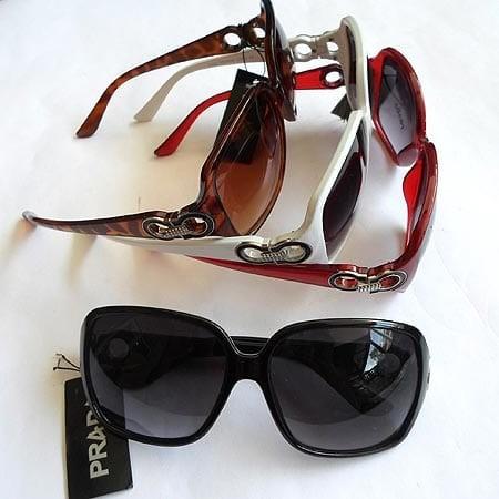 Foto Produk GL031 sunglasses statement korea prada  dari tian olshop