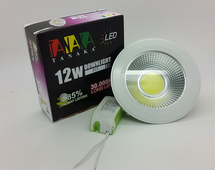 Info Lampu Downlight Led 12 Watt Hargano.com