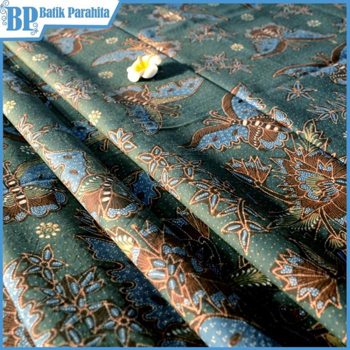 Foto Produk Batik Tulis Kain P-001 Pewarna Alam dari Batik Tulis Parahita