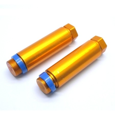 harga Sambungan as shock depan satria fu cnc gold Tokopedia.com