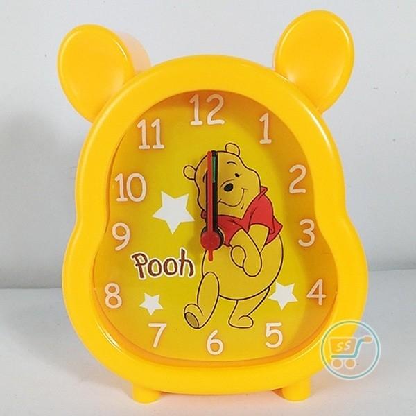 harga Jam pooh head jam meja alarm weker hiasan pajangan hadiah kado unik ok Tokopedia.