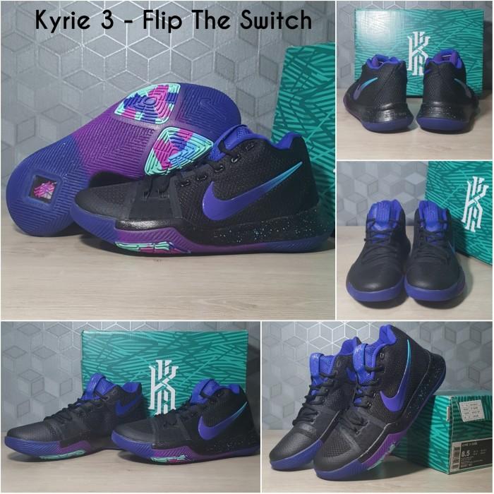 dc06ebb15456 Jual  FREE SHOES BAG  Sepatu Basket Nike Kyrie 3 Flip The Switch ...