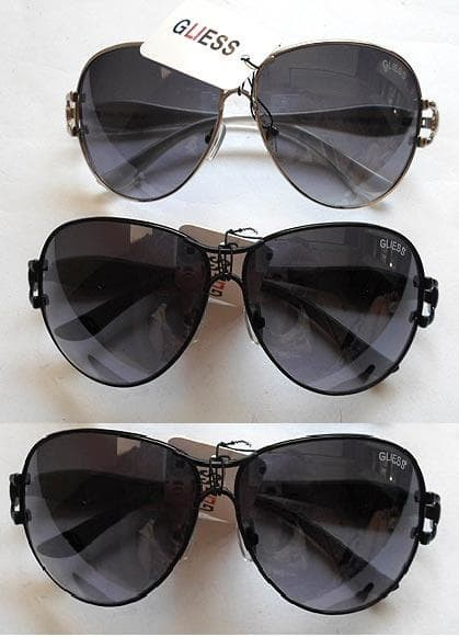 Foto Produk statement sunglasses GL034 kacamata fashionable  dari toko   tanah  abang