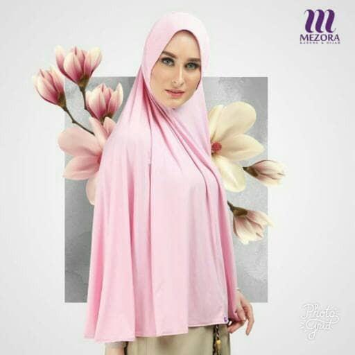 Bergo/hijab instan izmi mezora original ...