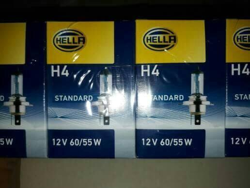 harga Lampu halogen standar avanza xenia agya ayla hella h4 12v 60/55w Tokopedia.com