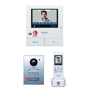 Foto Produk PANASONIC WIRELESS VIDEO INTERCOM VL-SWD501BX dari DS TEL SHOP