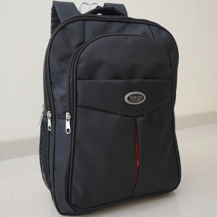 harga Tas ransel punggung pria wanita kerja sekolah kuliah model polo murah Tokopedia.com