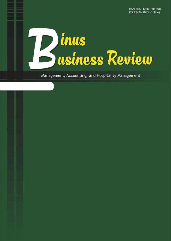 harga Journal binus business review vol. 8 no. 1 (2017) Tokopedia.com