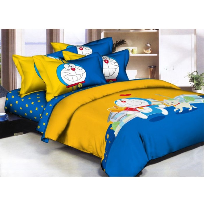 Saputra Single 120x200 Motif Roselia. Source. ' Pantone doraemon lovely sprei & bed cover