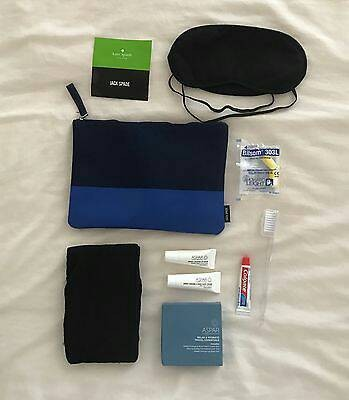 harga Travel Kit Amenity First Class Jack Spade From Qantas Airlines Tokopedia.com
