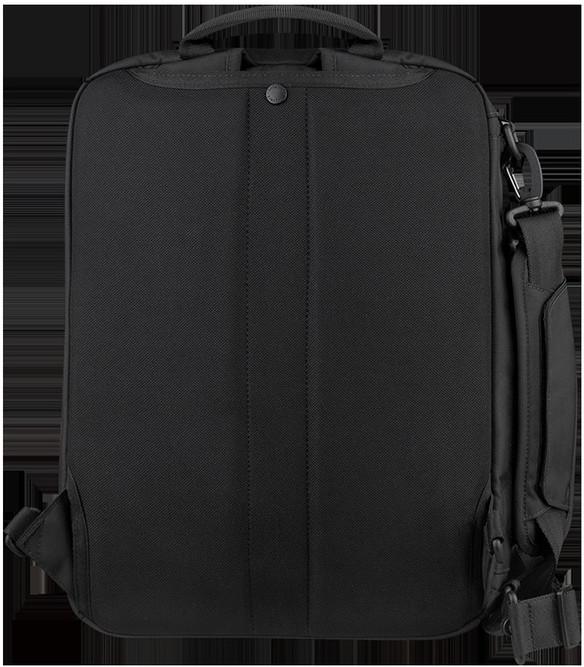 Tas Bodypack Southbridge 2 3 Hitam 5134BHTN .