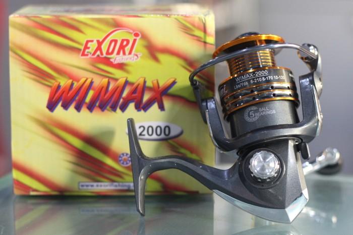 harga Reel exori wimax 2000 Tokopedia.com