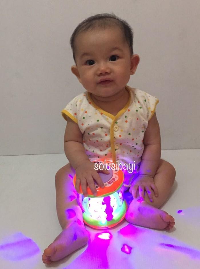 harga Mainan edukasi bayi drum music mini wonderland merry go round Tokopedia.com