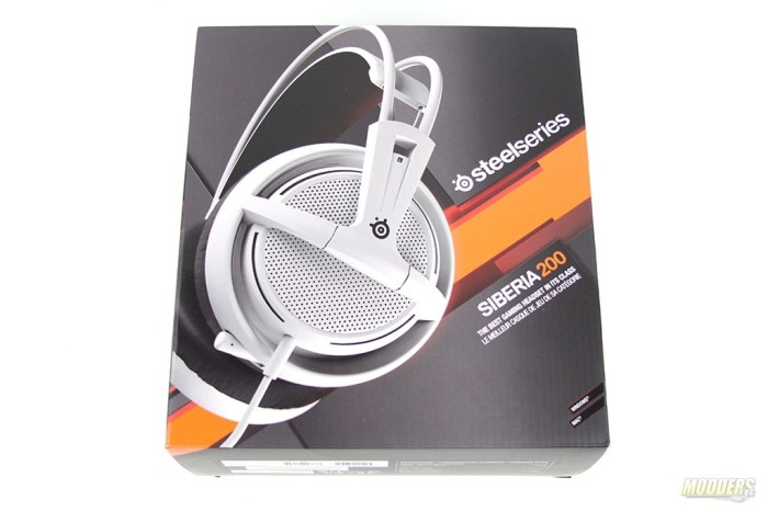 Foto Produk SALE SteelSeries Siberia 200 - White dari Jameshamstore