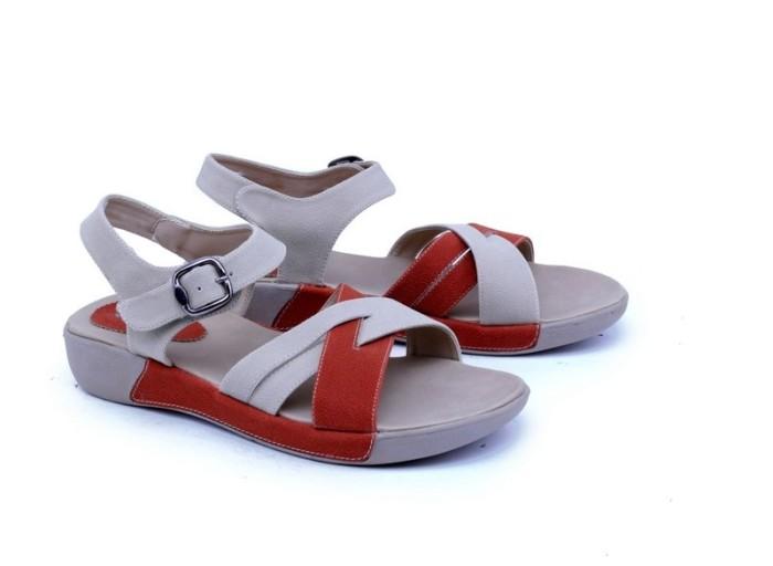 harga sandal casual wanita sepatu sandal perempuan sandal garsel gai 8503 Tokopedia.com